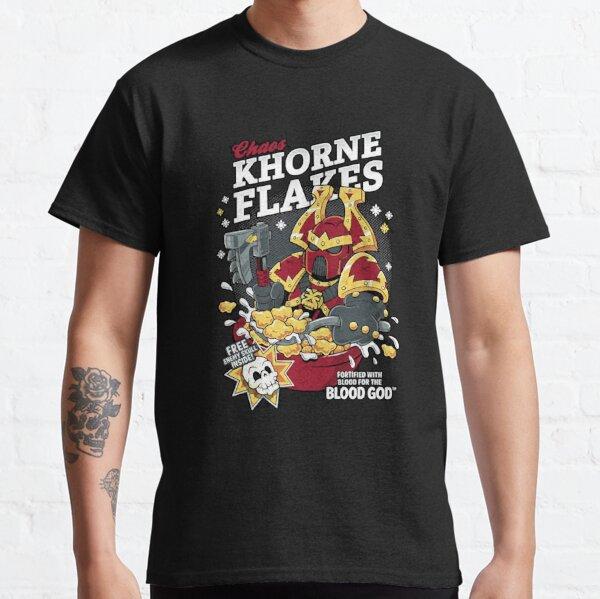 Chaos Khorne Flakes Classic T-Shirt