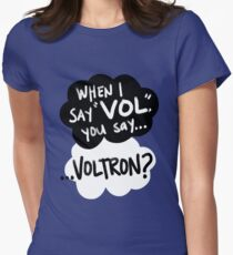 The Fault in Our Keith Women's Fitted T-Shirt