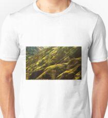 Terraced hillsides, Helambu, Nepal T-Shirt