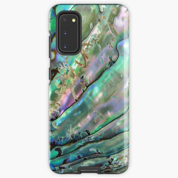 ABALONE PRINT Samsung Galaxy Tough Case