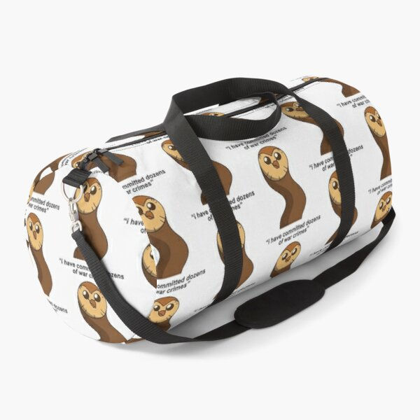 Hooty has committed war crime  Perfect Gift   Owl house gift Duffle Bag