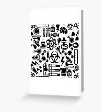 Weird Science! Greeting Card