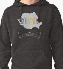 Romania 1878 Pullover Hoodie