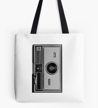 Instamatic iPhone Tote Bag