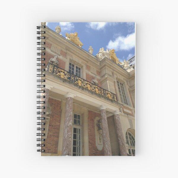 Versailles chateau Spiral Notebook