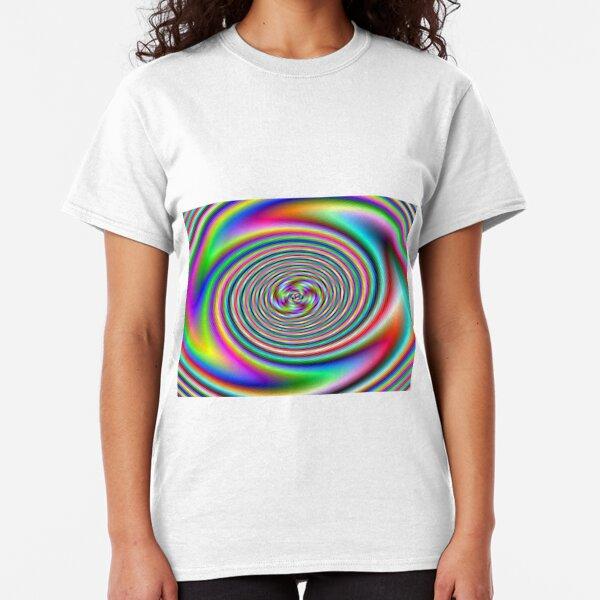 rainbow whirlpool Classic T-Shirt