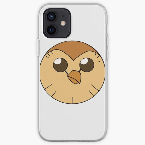 Hooty| Perfect Gift | Owl house gift iPhone Soft Case