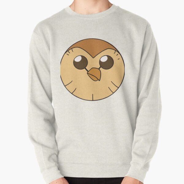 Hooty| Perfect Gift | Owl house gift Pullover Sweatshirt