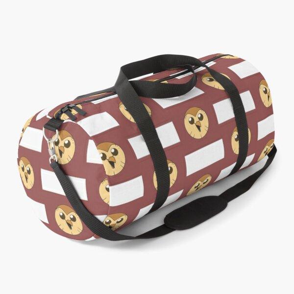 Hooty owl hous| Perfect Gift | Owl house gift Duffle Bag