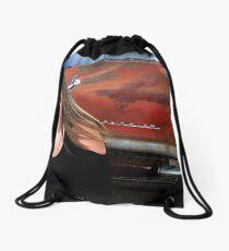 CAR MODEL Drawstring Bag