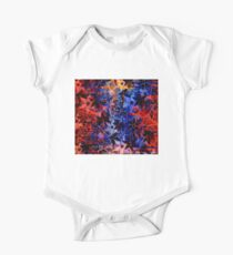 Abstract Art Retro Floral Pattern Kids Clothes