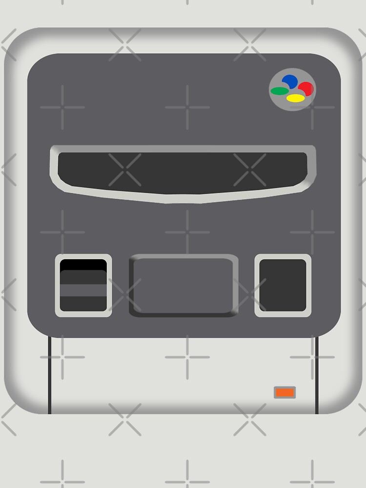 Super Minimal Entertainment System by TheRandomFactor