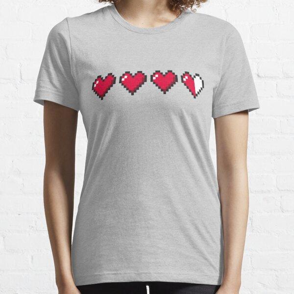 huellas dactilares Camiseta esencial