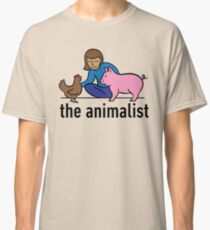 Camiseta clásica El Animalista - Color