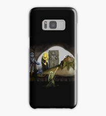 Kermit the Hutt Samsung Galaxy Case/Skin