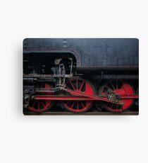 The Locomotive Canvas Print