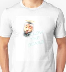 Follow The Beard - Harden - Basketball - Funny T-Shirt