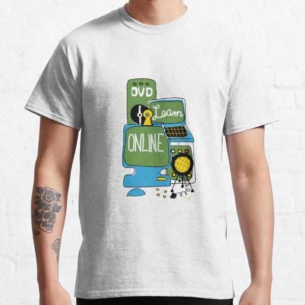 Learn online Classic T-Shirt