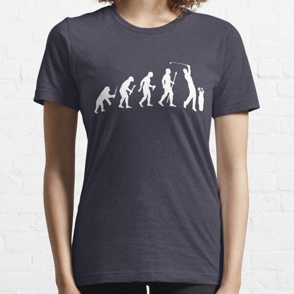 Funny Evolution Of Golf Essential T-Shirt