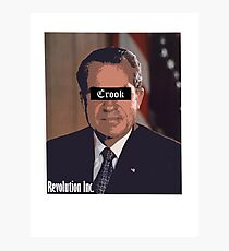 Richard Nixon Photographic Print