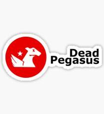 Dead Pegasus // My Chemical Romance // Danger Days Sticker