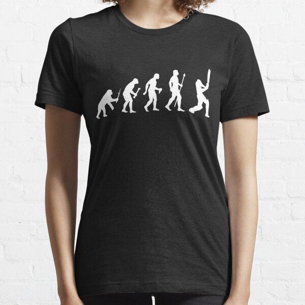 Cricket Evolution Of Man  Essential T-Shirt