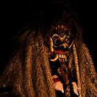 Rangda, The Balinese Witch by BaliBuddha