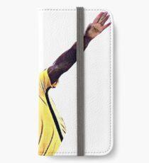 Neymar iPhone Flip-Case/Hülle/Klebefolie
