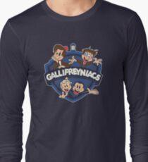 Gallifreyniacs Long Sleeve T-Shirt