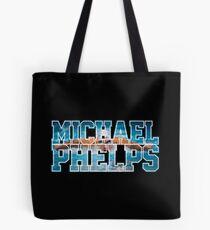 michael phelps Tote Bag