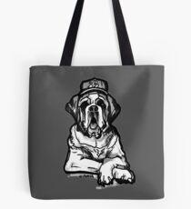 Saint Bernard Swag Tote Bag