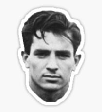 Jack Kerouac Sticker