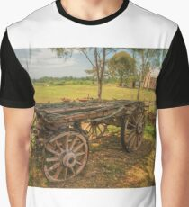The Dray & Miss McMahons Cottage Graphic T-Shirt