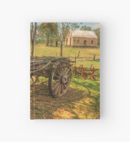 The Dray & Miss McMahons Cottage Hardcover Journal