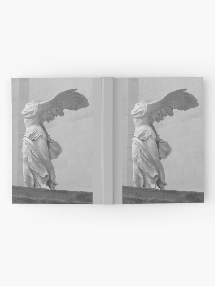 Alternate view of Winged Victory of Samothrace Hardcover Journal