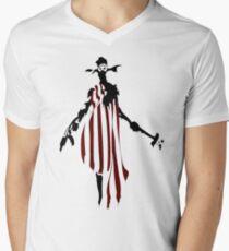 Spec Ops The Line - Liberty Men's V-Neck T-Shirt