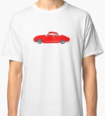 Red Karmann Ghia Classic T-Shirt