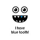 I have blue tooth! by MrFaulbaum