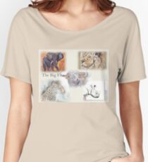 Lodge décor - The Big Five Women's Relaxed Fit T-Shirt