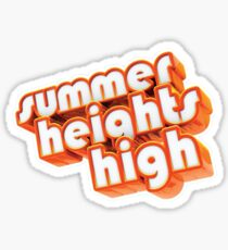 Summer Heights High  Sticker