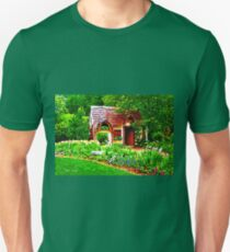 COUNTRY COTTAGE 40D Unisex T-Shirt