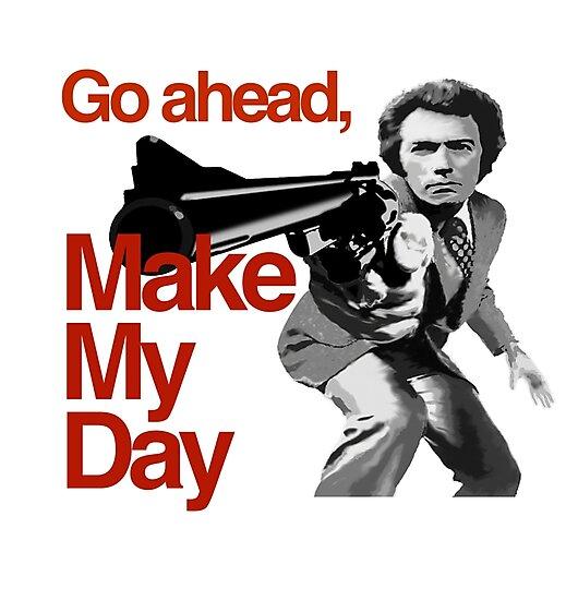 7a1744cc6ca9 Láminas fotográficas «Dirty Harry - Adelante