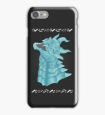 Blue Dragon iPhone Case/Skin