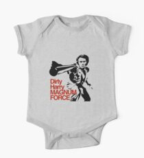 Dirty harry - Magnum Force One Piece - Short Sleeve