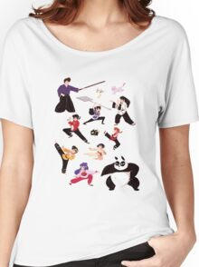 Martial Arts Women's Relaxed Fit T-Shirt