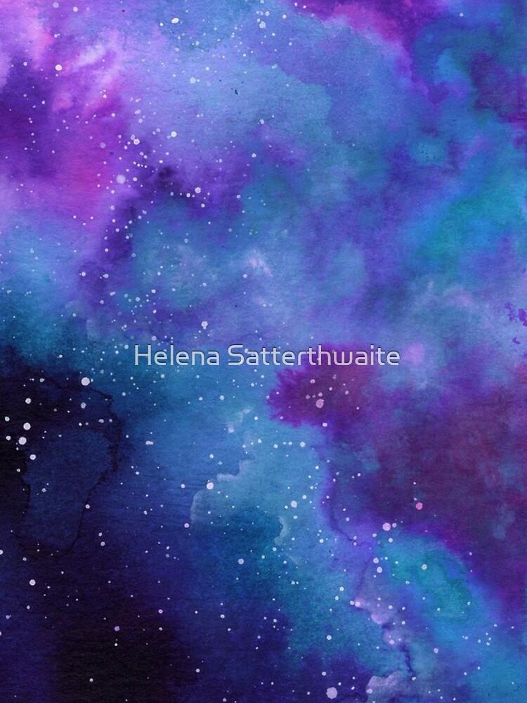Neon Galaxy Dreams by Cerulean-Ink
