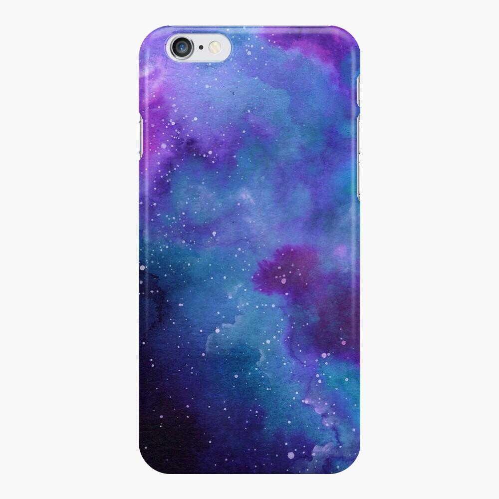 Neon Galaxy Dreams iPhone Case & Cover