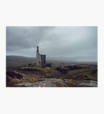 Allihies Copper Mine Photographic Print