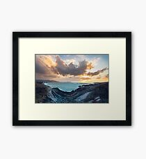 Allihies Bowl Framed Print