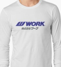 Work Wheels - JDM Long Sleeve T-Shirt